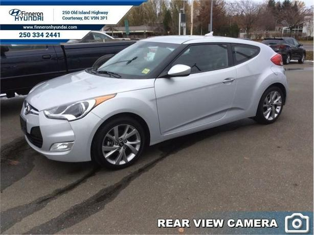 2016 Hyundai Veloster SE DCT  - Certified - Heated Seats