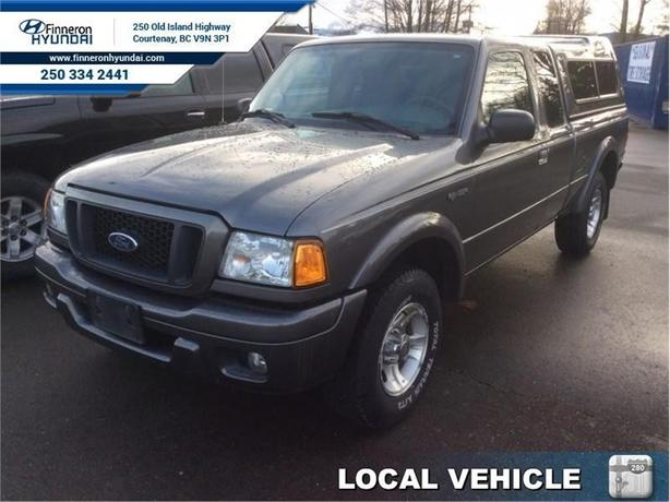 2004 Ford Ranger Edge  - local - trade-in