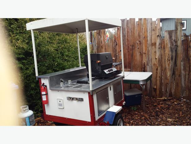 FOR-TRADE: Food cart