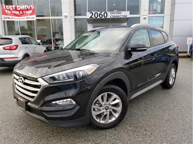 2017 Hyundai Tucson AWD BACK UP CAM, HEATED STEERING WHEEL, BLUETOOTH