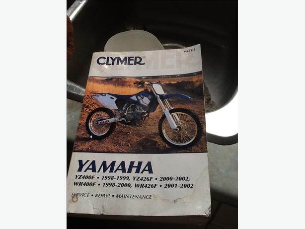 Array - 02 yamaha wr426 service manual  rh   02 yamaha wr426 service manual rayreiter org
