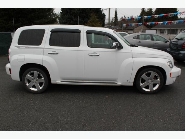 2008 Chevrolet HHR LT, Leather, Sunroof, Only 58,000 Km's