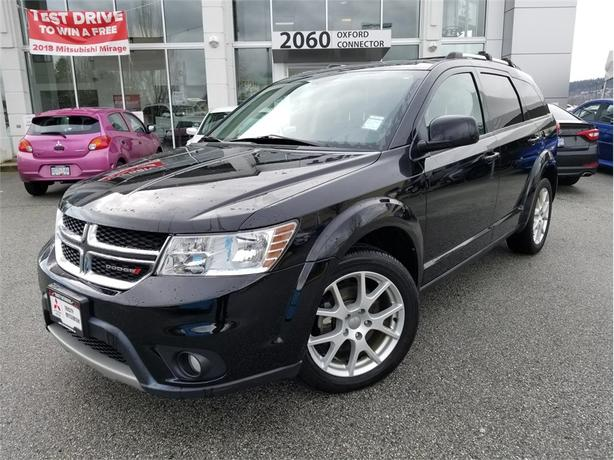 2014 Dodge Journey JOURNEY SXT V6, 7 PASSENGER, REMOTE START