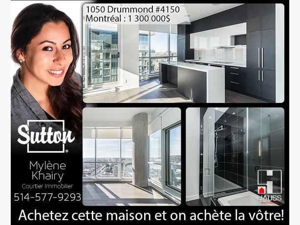 Fabulous Condo in the hearth of downtown Montréal, 41st floor!