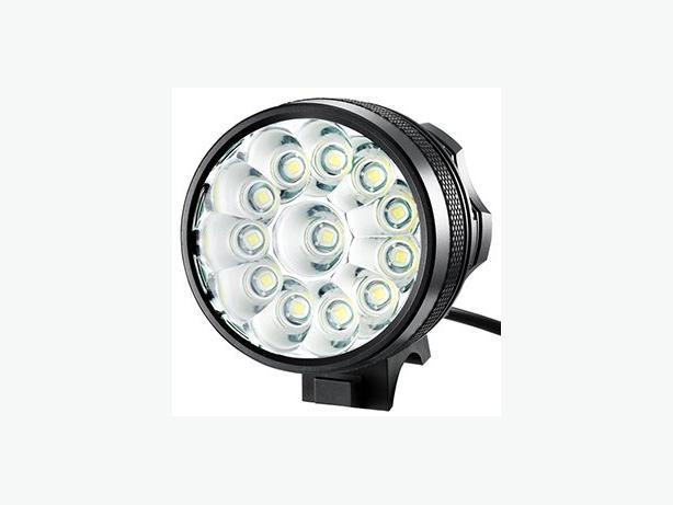 RIding lights - super bright -long lasting battery pack-1-16 bulb L2 led's