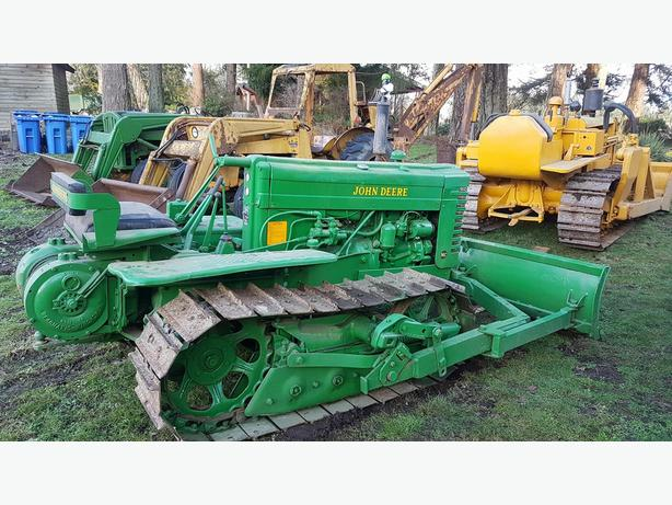 WANTED: Vintage tractors ,construction equipment and farming implements