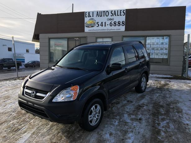 2003 HONDA CR-V Excellent Condition