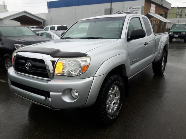USED 2007 TOYOTA TACOMA TRD 4X4 FOR SALE IN PARKSVILLE