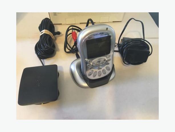 sirius XM Delphi XM2GO MyFi SA10115 Portable Satellite Radio