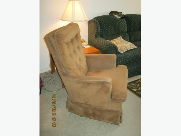 Comfy chair - Priced to go