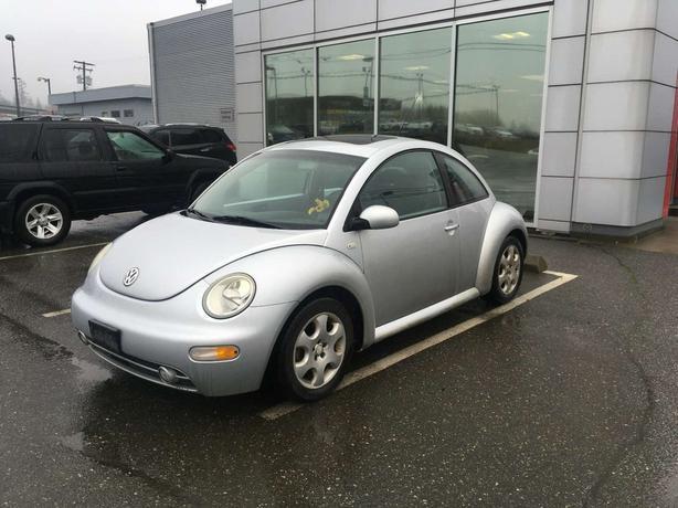 2003 Volkswagen New Beetle GLS Leather Heated Seats!