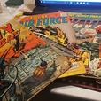 1950th-1960th war comics books