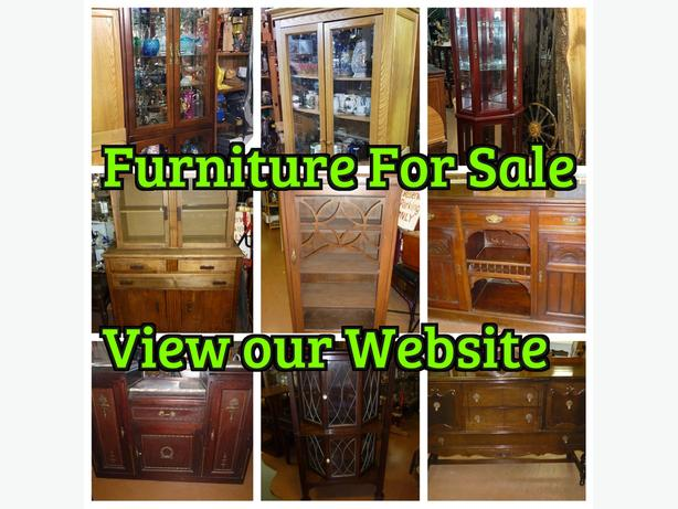 Affordable Furniture, View all on Website, email for link