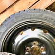 205/50R16 4 winter tires on rims
