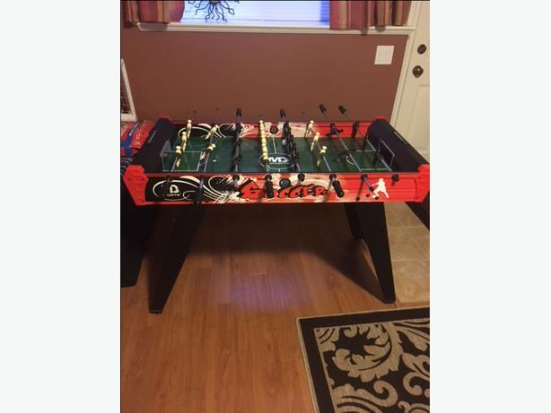 Foosball Table Soccer