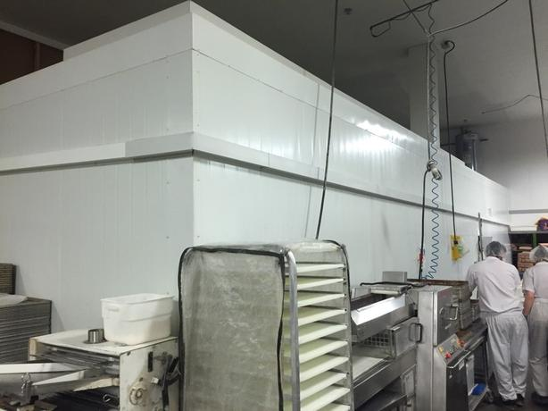 16ftx40ft Freezer for sale