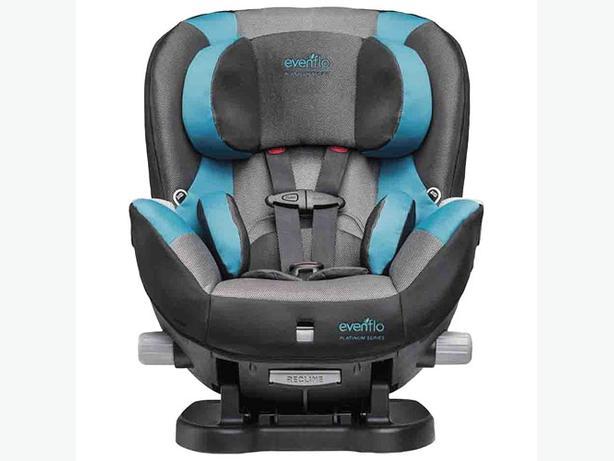 Evenflo Triumph LX Convertible 2-in-1 Car Seat