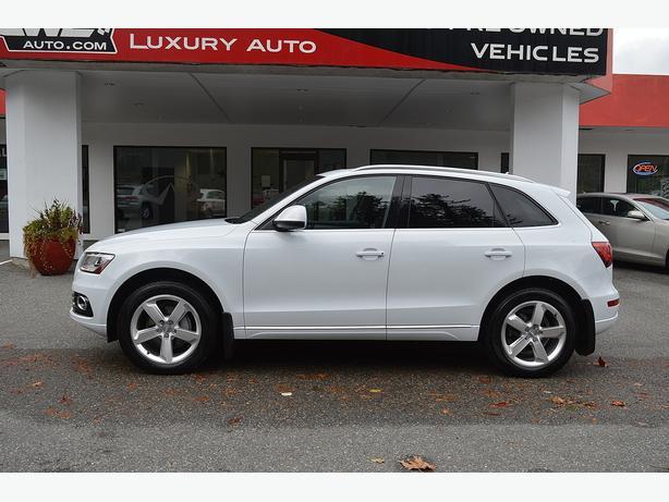 2013 Audi Q5 Quattro 2.0L Premium