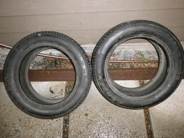 TWO GOODYEAR EAGLE TIRES