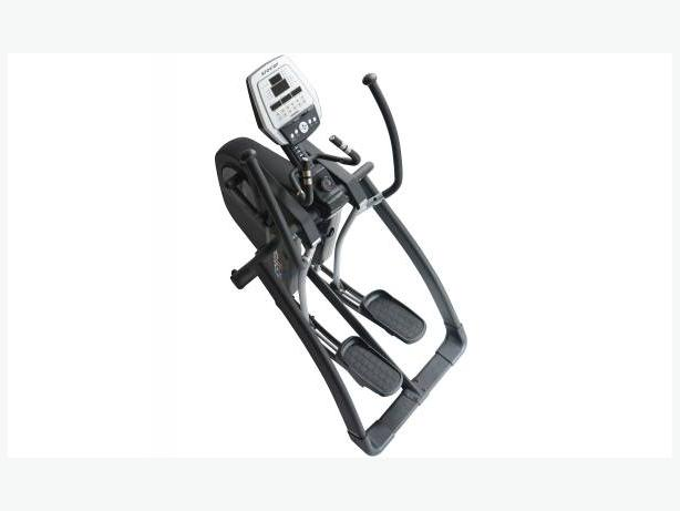 SportOp E700 Elliptical with Electric Adjustable Stride