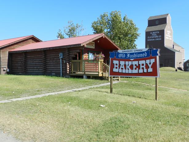 Bakery for sale in Dawson Creek BC