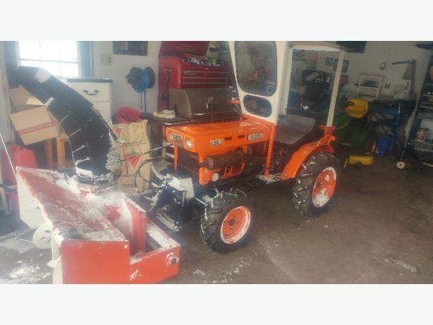 Like New Kubota Tractor Sault Ste Marie, Sault Ste Marie