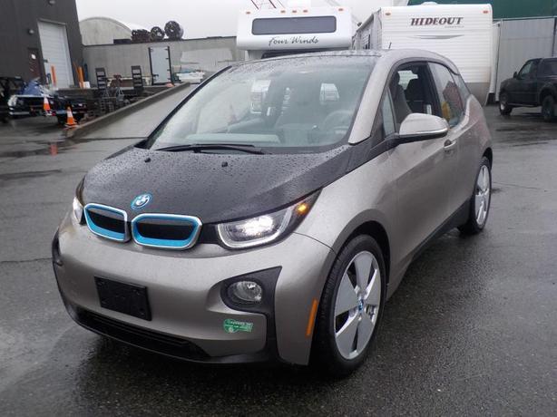 2014 BMW I3 All Electric Vehicle Range Extender