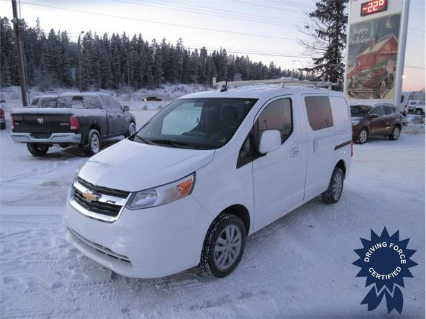 2015 Chevrolet City Express Cargo Van LT