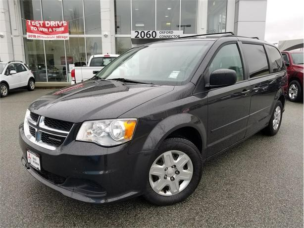 2012 Dodge Grand Caravan SE STOW N' GO, CAPTAINS CHAIRS