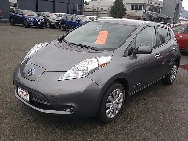 2015 Nissan Leaf S QUICK CHARGE