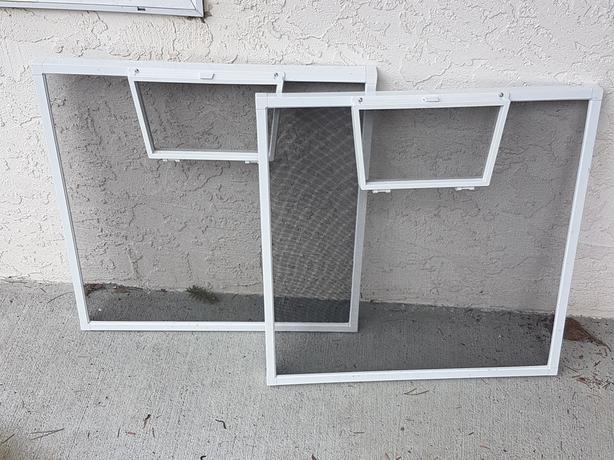 Renovation window and custom screens