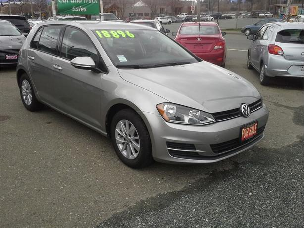2016 Volkswagen Golf HATCHBACK