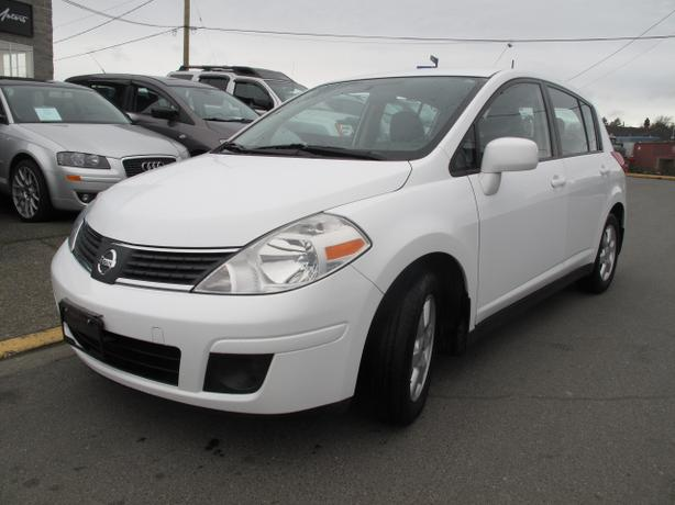 2007 Nissan Versa Hatchback,Local One Owner