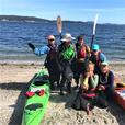 All women kayak adventures to Broken group of Islands & the Gulf Islands