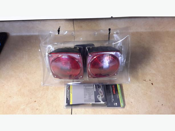 Trailer lights & wiring kit