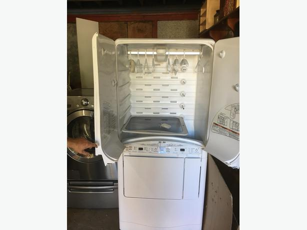 Dryer With Steam Cabinet