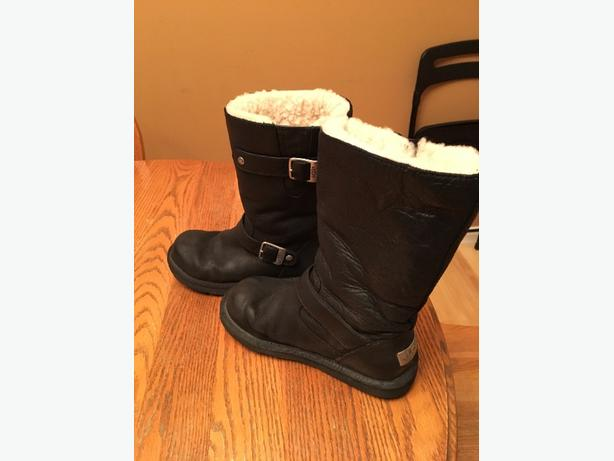 ugg leather boots