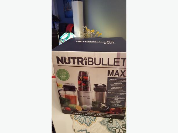 Nutri Bullet MAX