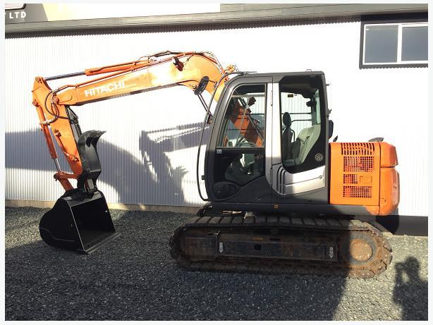 Hitachi ZX70-3 Excavator
