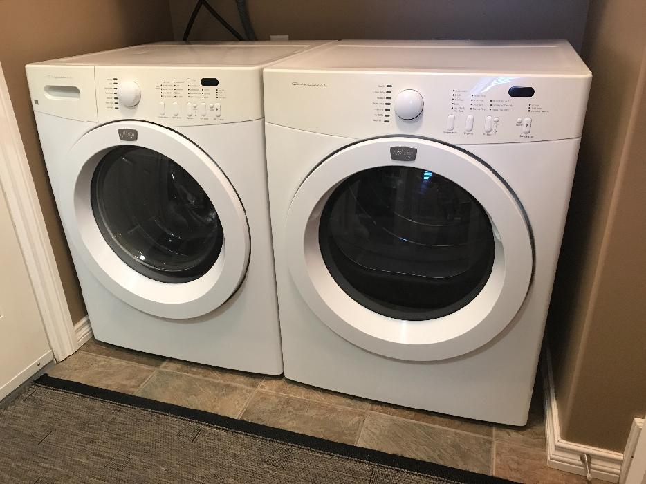 Frigidaire Affinity Front Load Washer Amp Dryer South Regina