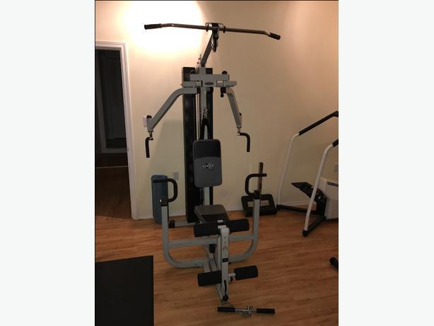 Universal home gym linex duncan cowichan