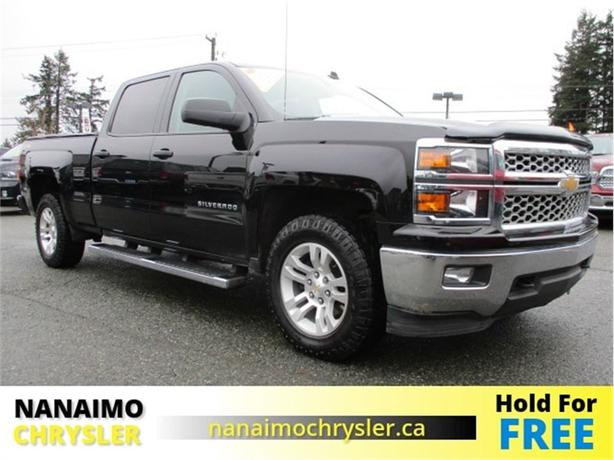 2014 Chevrolet Silverado 1500 2LT One Owner No Accidents