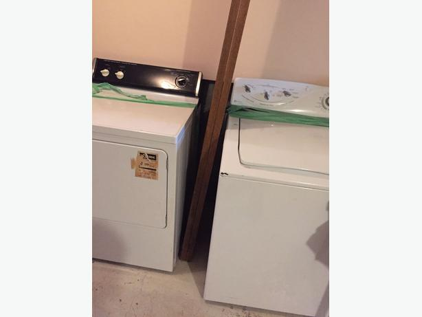 Washer and Drtyer for sale