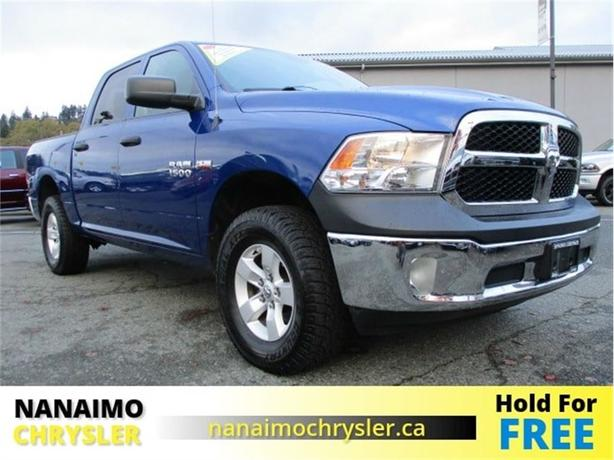 2014 Ram 1500 ST One Owner Low Kilometers