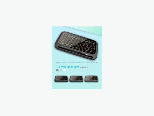 WISEWO Backlight 2.4GHz Mini Wireless Keyboard