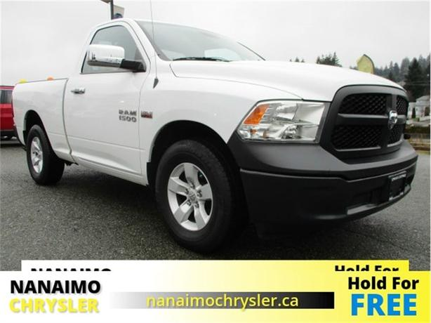 2015 Ram 1500 ST No Accidents Low Kilometers