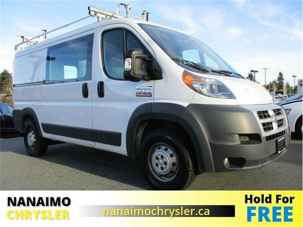 2014 Ram ProMaster 1500 One Owner No Accidents