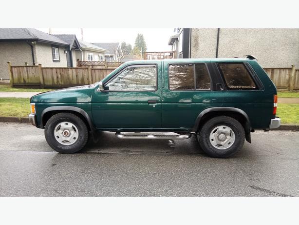 1995 Nissan Pathfinder SE