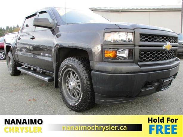 2015 Chevrolet Silverado 1500 WT No Accidents Factory Warranty