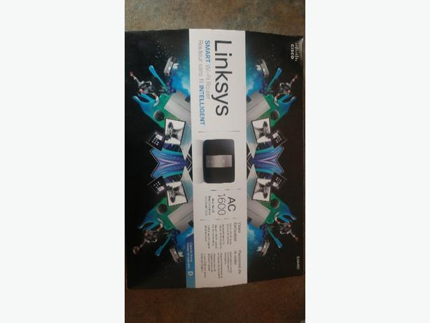 linksys smart Wi-Fi router ac1600